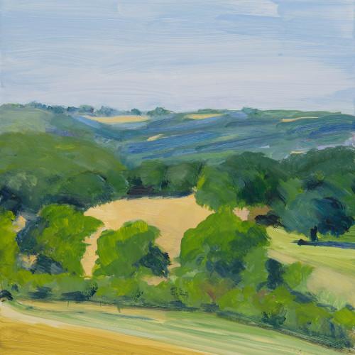 Celia Montague - After the Harvest