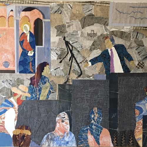 Dione Verulam - Giacometti at the Auction (London Gallery)