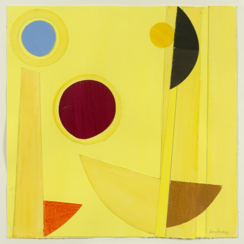 Sir Terry Frost (1915 - 2003) - Yellow Quay