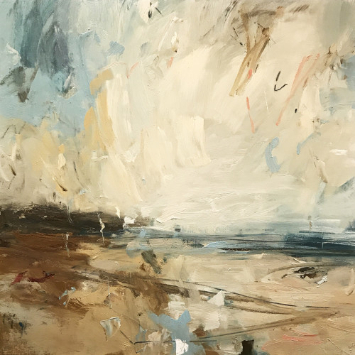 Louise Balaam - Hokham Hazy Sky