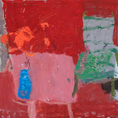 David Pearce - Blue Vase