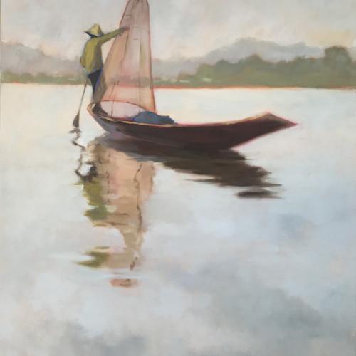 Clare Granger - Fisherman I