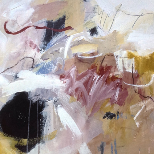 Mari French - Charged with Light (Hungerford Gallery)