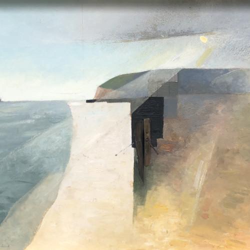 Keith Purser - Debris Shadow, 2004 (Framed) (London Gallery)