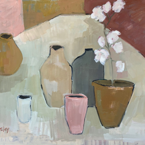 Bridget Lansley - The Long Table