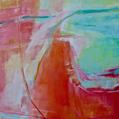 Trudy Montgomery - Wanderlust (Hungerford Gallery)