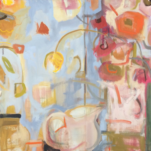 Emma Haggas - Kitchen Window Sill (Hungerford)