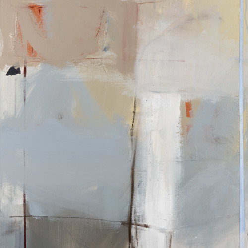 Felice Hodges - Falling over Blue (London Gallery)