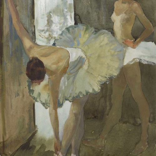 Katya Gridneva - Light from the Stage (Hungerford Gallery)
