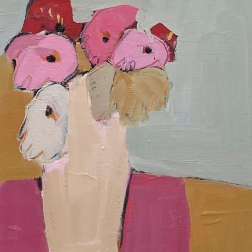 Bridget Lansley - Hot Pink