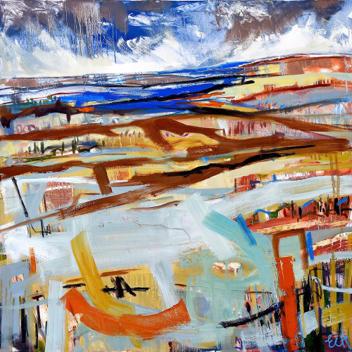 Emma Haggas - I Can See the Sea! (London Gallery)
