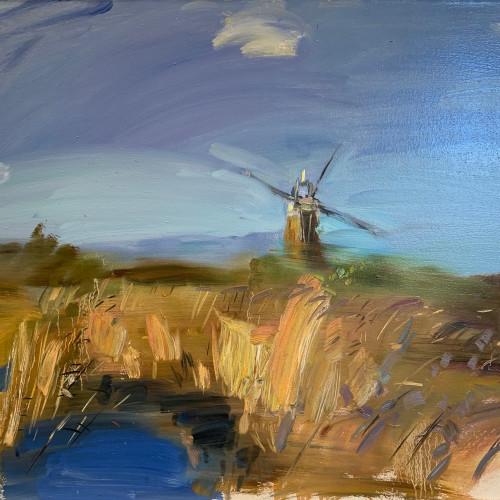 Richard Colson - How Hill (London Gallery)