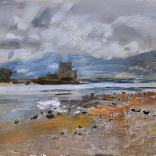Richard Colson - Eilean Donan Castle II (Hungerford Gallery)