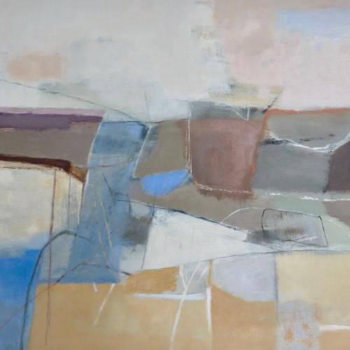 Dooze Storey - Sea Glimpse (London Gallery)