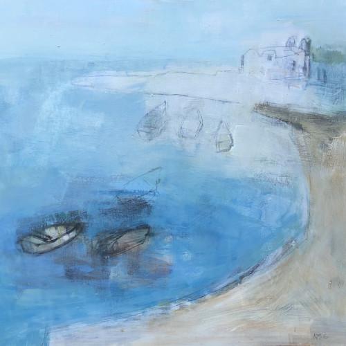 Kathy Montgomery - Mykonos III (London Gallery)