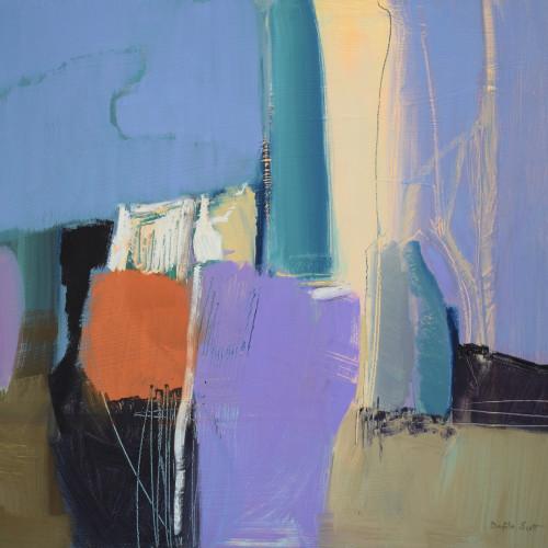 Dafila Scott - The Way Ahead (Hungerford Gallery)