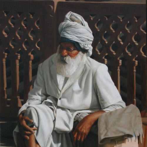 Mark Clark - Rajasthani Man, Jodhpur
