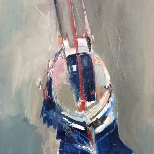 Jo Vollers - Fishing Boat (London Gallery)