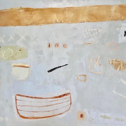 Jenny Lock - Breezing Along (Hungerford Gallery)
