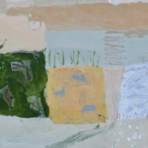 David Pearce - Cottontops (London Gallery)