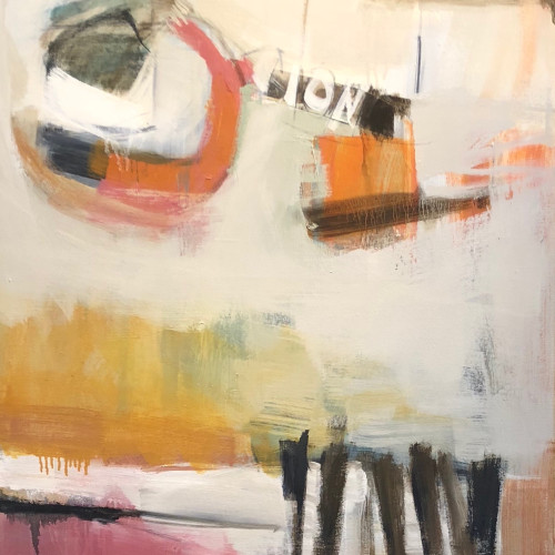 Kathy Montgomery - Bon Voyage (Hungerford Gallery)