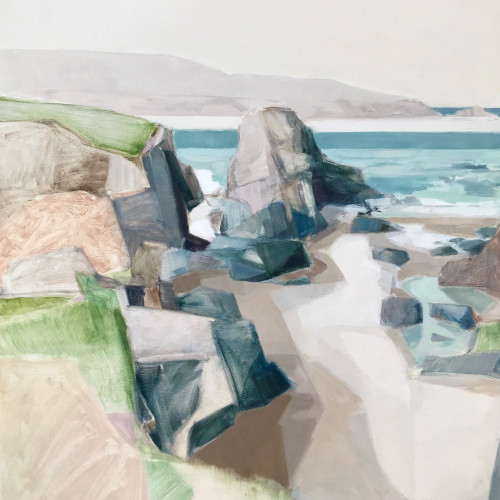 Myles Oxenford - Clodgy Point, St Ives
