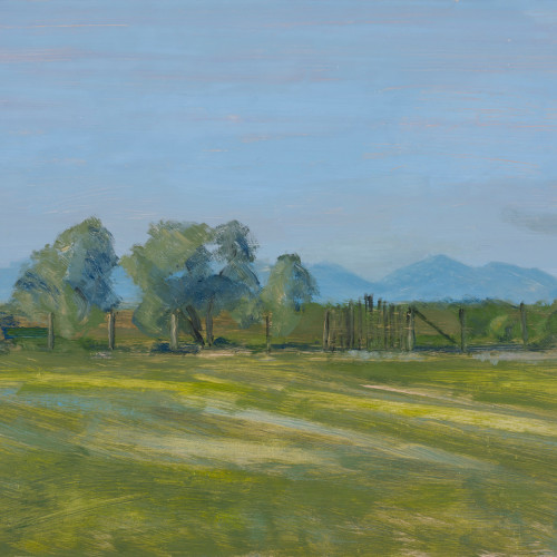 Celia Montague - Torcello in May (Hungerford Gallery)