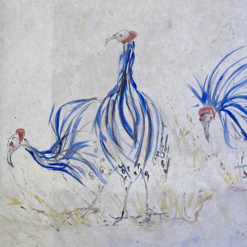 Christine Seifert - Guinea Fowl