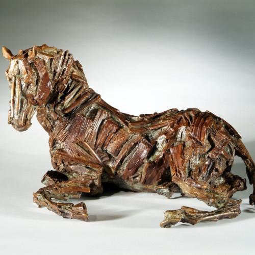 Claire Norrington - Resting Horse