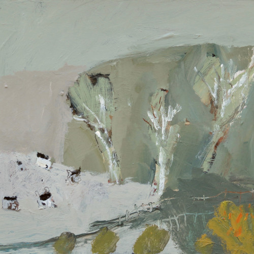 David Pearce - Tall Trees (London Gallery)