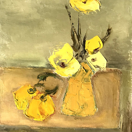 Val Pitchford - Fruit and Flowers (London Gallery)