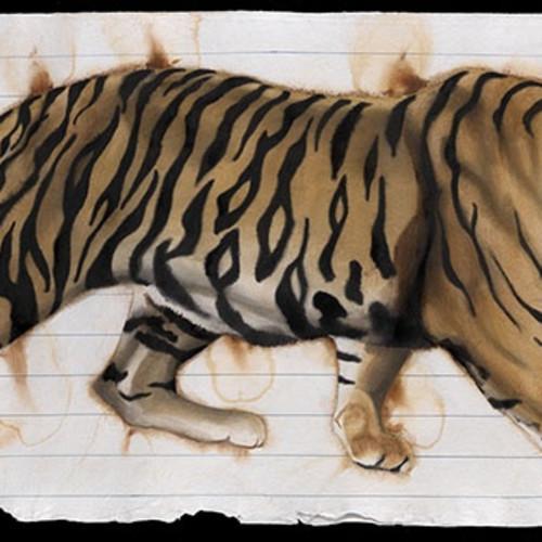 Nikki Stevens - Paper Tiger XIII