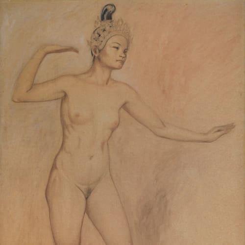 Galileo CHINI, Oriental Dancing Girl
