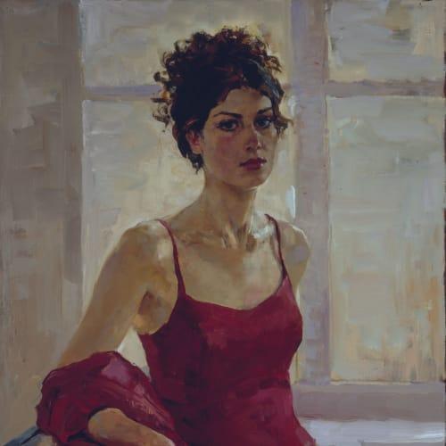 Katya Gridneva Original Oil Painting