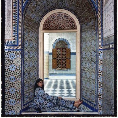 Lalla Essaydi, Harem #14C, 2009
