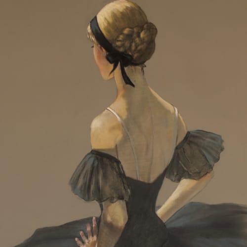 Black Swan by Katya Gridneva