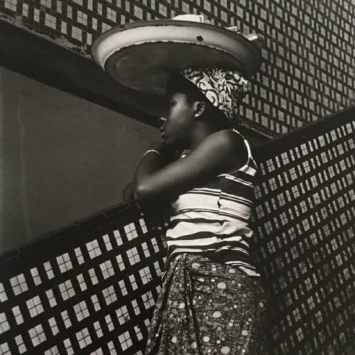 Ming Smith, Symmetry on the Ivory Coast, Abidjan, Ivory Coast, 1973