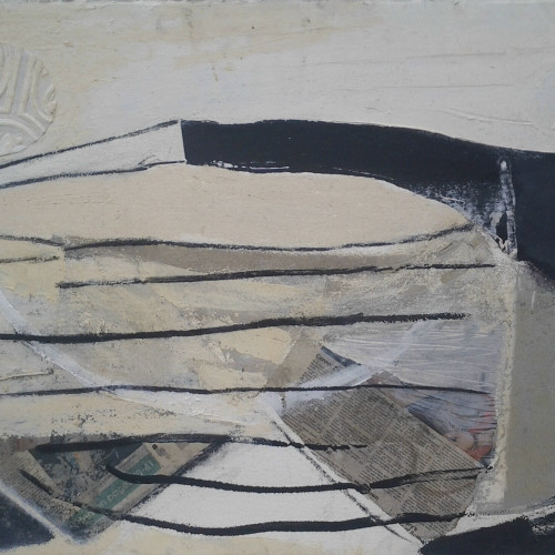 Liz Hough - Harbour and Moon