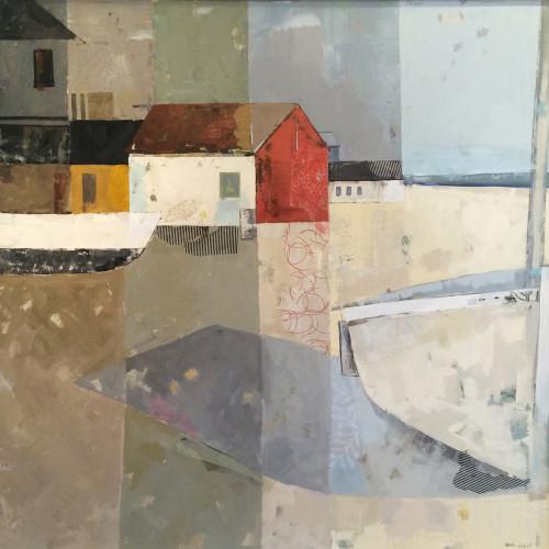 Angela Wilson - Aldeburgh Boatyard, 2016