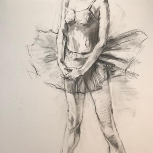Valeriy Gridnev - Young Ballet Dancer (Hungerford Gallery)