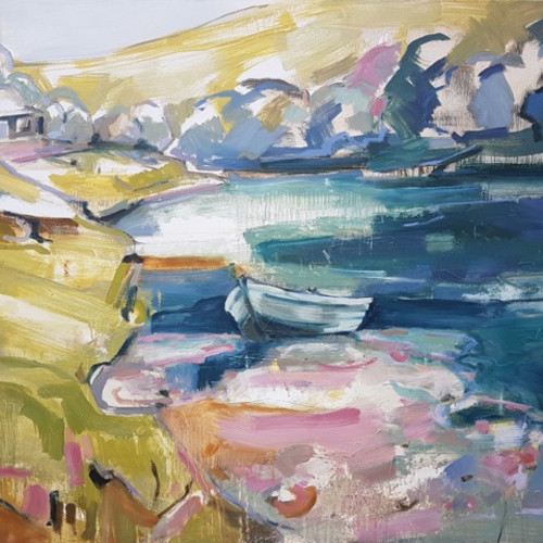 Kate Rhodes - The Lunch Hut Spey (Hungerford Gallery)