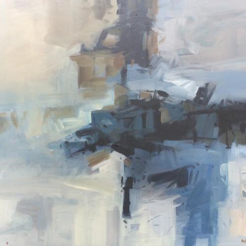 Malcolm Chandler - Coastal Impression, 2017
