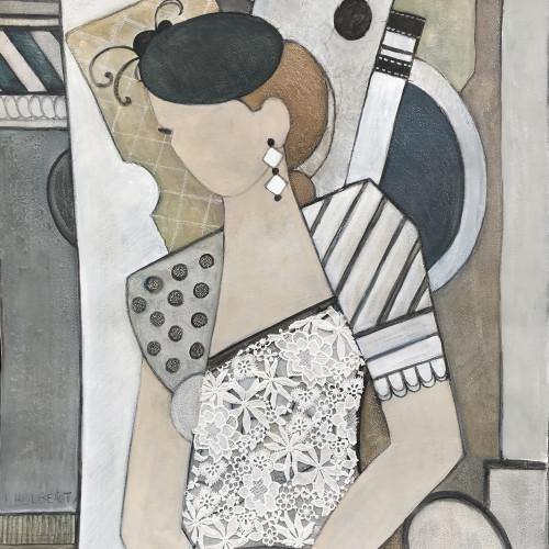 Judy Hulbert - Lace