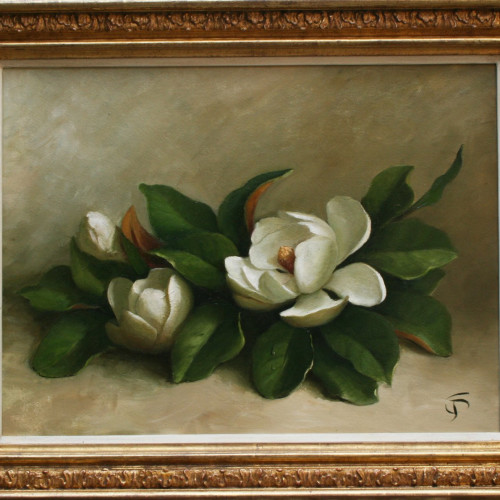 Susie Philipps - Magnolia (Hungerford Gallery)