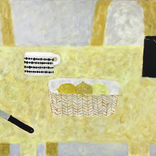 Sarah Bowman - Lemons (Hungerford Gallery)