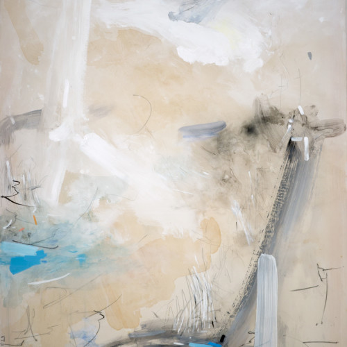 Bob Aldous - Temple under the sea (Hungerford Gallery), 2017