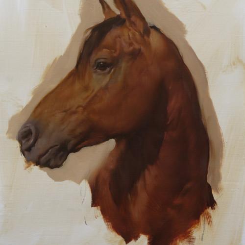 Michael J Austin - Obeyan (Hungerford Gallery)
