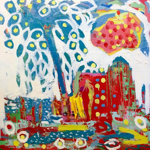 Paul Wadsworth - Tree of Life