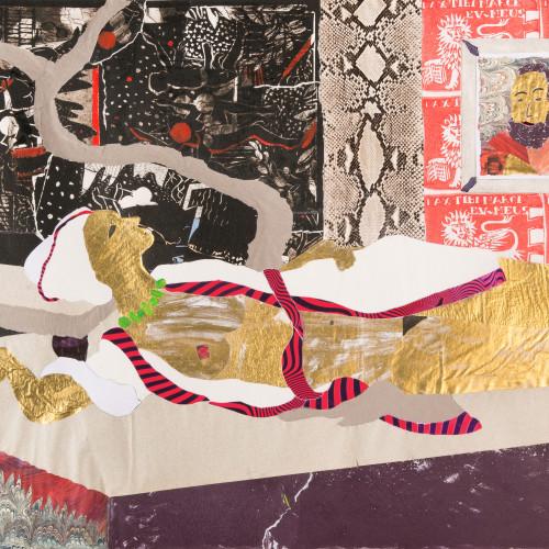 Dione Verulam - Adam.Eve (Hungerford Gallery