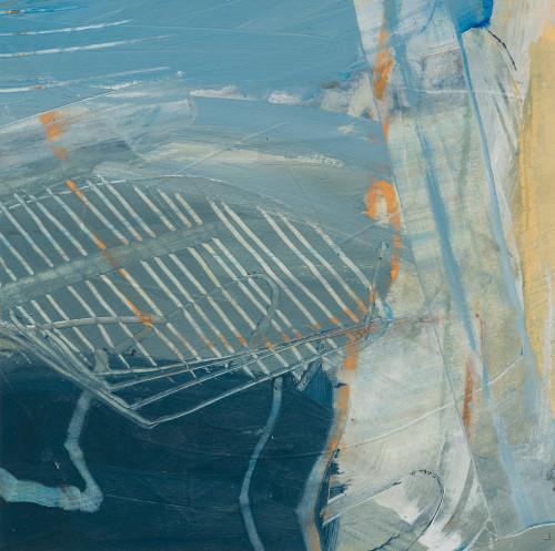 David Mankin, Waking Air (Hungerford Gallery)